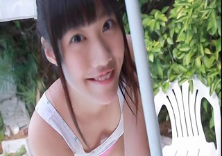 softcore oriental teen tease in panty